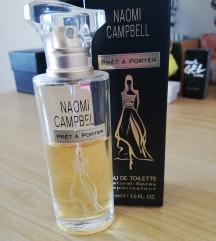 Naomi Campbell parfme %