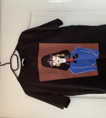 Zara tshirt crna majica