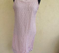 Ženska haljina kratka roza, preuzimanje Rijeka