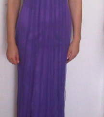 Linea Exclusive dizajnerska duga haljina