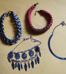 Nakit razni ogrlice