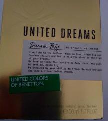 100!Novo!Benetton Dream Big