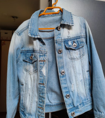 djecja traper jakna
