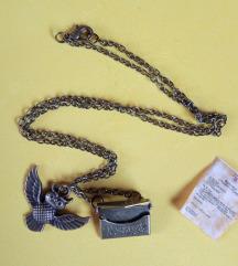 Ogrlica sovica i pismo