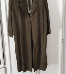 Novi komplet haljina + ogrtac