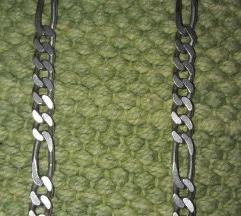 Muška srebrena ogrlica