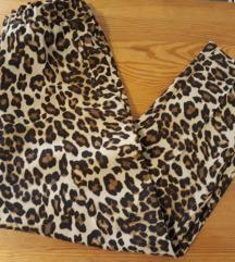 Nove leopard lagane hlace