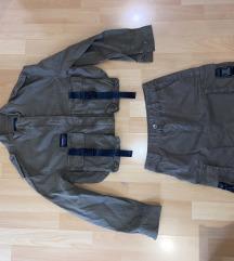 Komplet mini + jakna