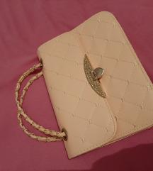 Baby roza torbica sa pt