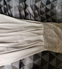 Nova svecana haljina sivana po mjeri