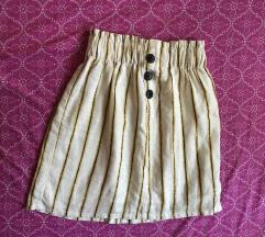 Bershka suknja xs/s