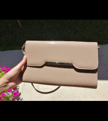 Pismo krem torbica