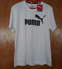 Nova Puma bijela pamucna majica