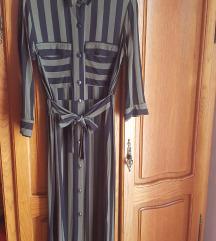 Duga Bershka haljina (nova)