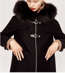 Zara duffle coat kaput m