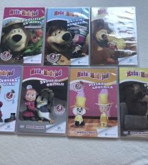 Maša i medvjed DVD