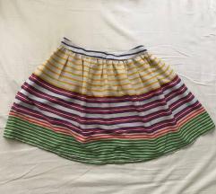 Zara prugasta suknja (pt uključena)