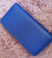 Plavi novčanik