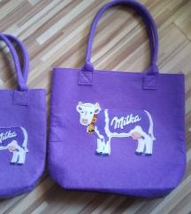 2Milka torbice