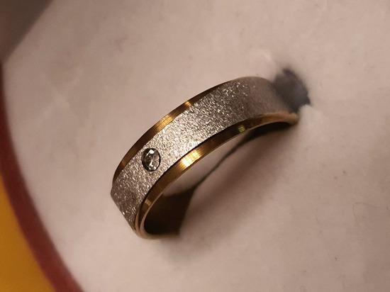 Prsten, čelik