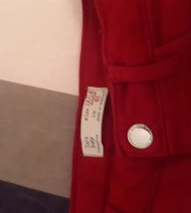 Hlace zara crvene za curicu 86