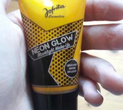 Žuta boja za lice i tijelo (neon)