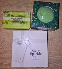 Yves Rocher sapun i kugla za kupanje + Oriflame