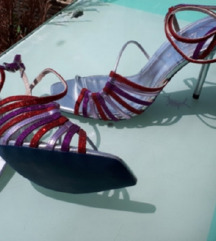 Zara Blue collection sandale pt uklj