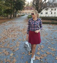 Amisu suknja s pt