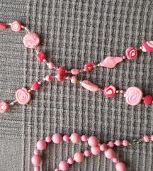 Ručni rad  više ogrlica