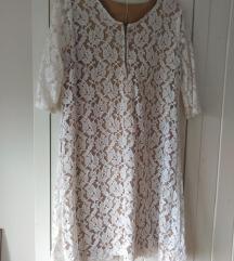 Čipkana haljina po mjeri