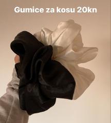 Gumice scrunchies