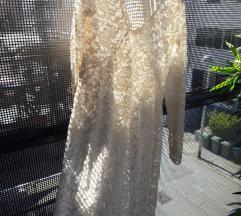Zara, cipkasta 3/4 haljina