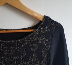 🖤 Orsay crna zimska haljina M/38