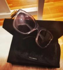 Sunčane naočale D&G sa Swarovskim kristalima