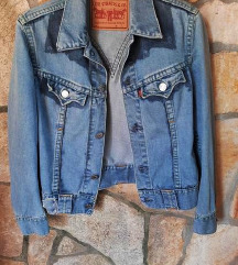 Levi's traper jakna sa poderotinama