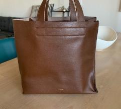Furla - original srednja-veća tote maron torba
