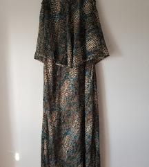 Duga haljina modne kuće Nebo