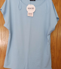 Nova Orsay plava majica s biserima