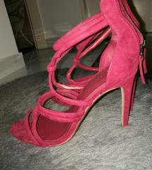 Sandale stikle ZARA