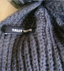 Tally Weijl sivi šal