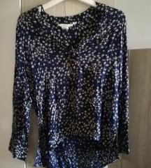 H&M plava košulja sa zvijezdama 36
