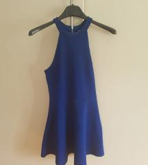 Plava ljetna haljinica
