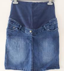 Traper suknja za trudnice