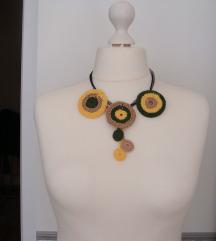 Heklana ogrlica