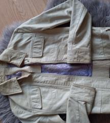 Patrizia Pepe kožna jakna