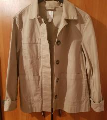 H&m natkošulja - jesenska jakna