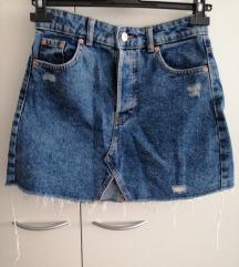 Nova traper suknja