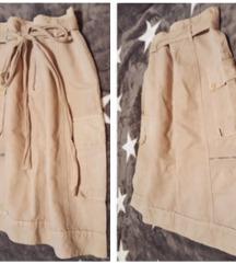 Max & Co. - 36 / 38 - lanena safari suknja