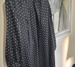 H&M tunika/haljina na točkice%